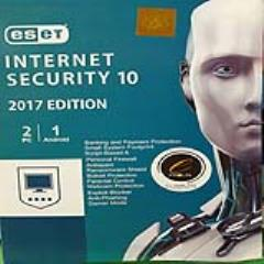 Eset – Internet Security 10 -2017/ 2 PC