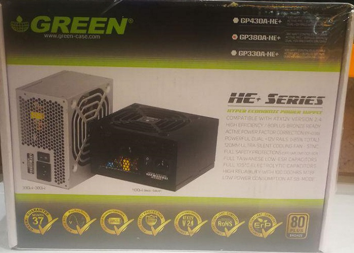 پاور گرین Power Green GP380A-HE